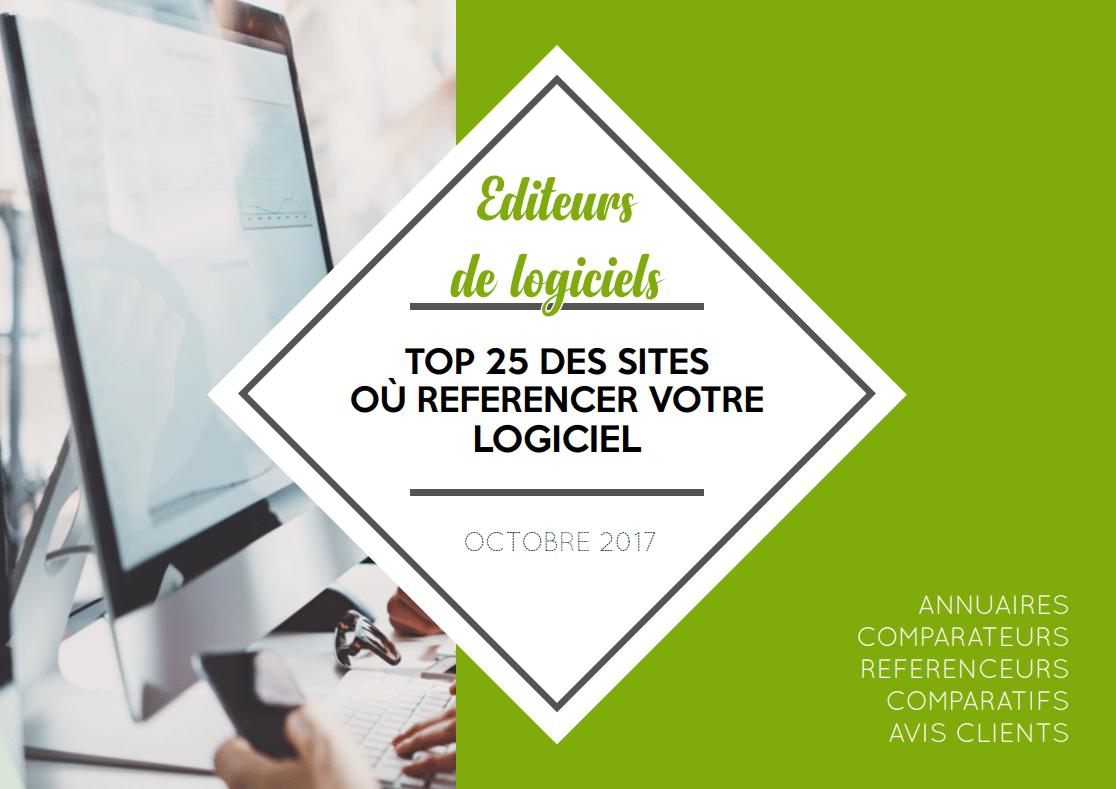 Livre Blanc - TOP 25 des sites où référencer son logiciel