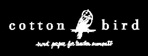 cotton bird logo