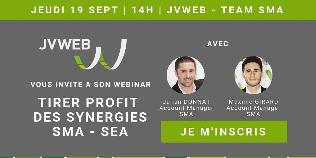 Webinar JVWEB